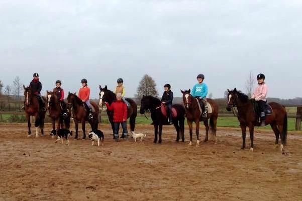 Szkolenie jeździeckie – październik