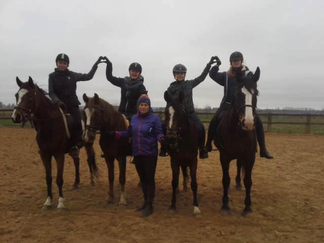 Szkolenie jeździeckie – kwiecień