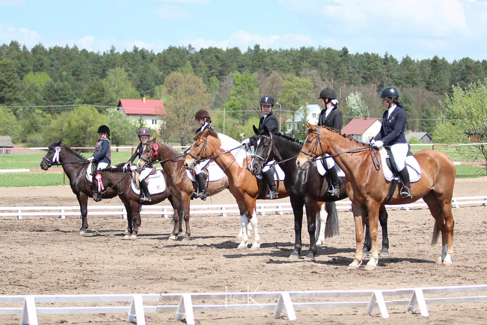 ZR-A w Klubie Jeździeckim Ostoja