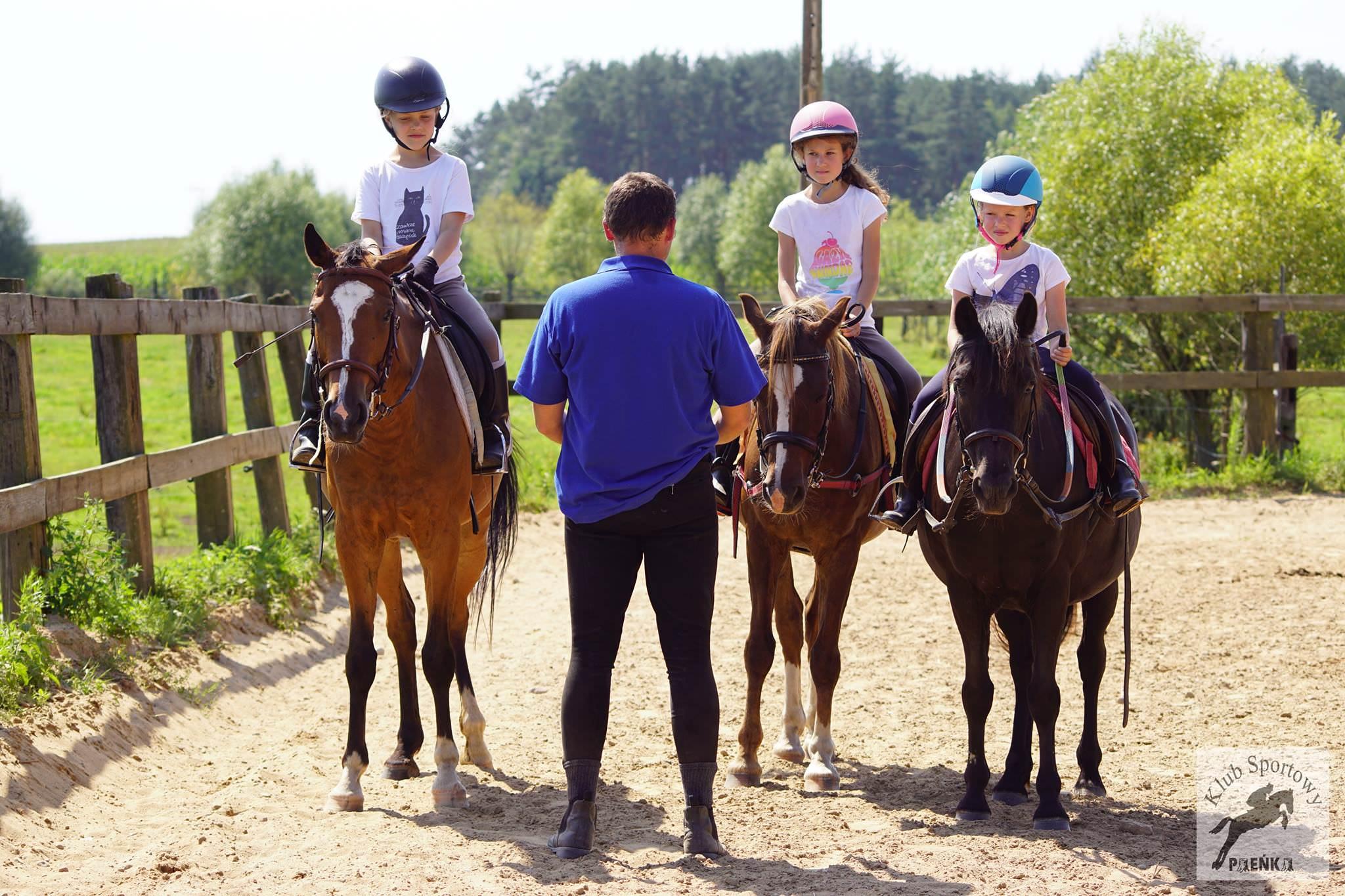Szkolenie jeździeckie 20-22.10.2017r.