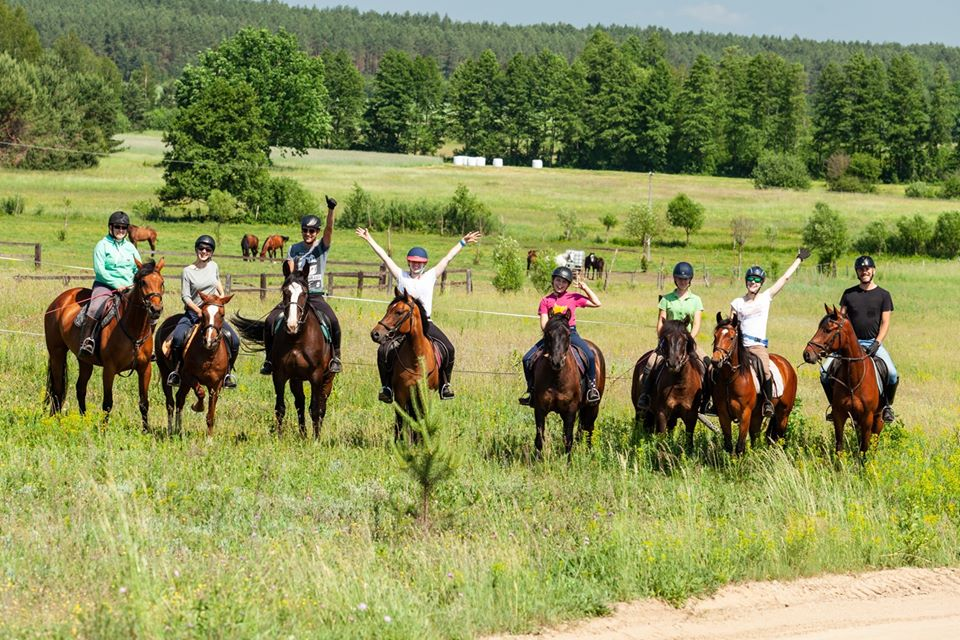 Rodzinny obóz jeździecki 2020